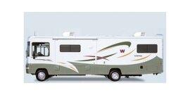 2008 Winnebago Vista 30B specifications