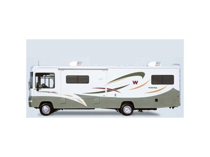 2008 Winnebago Vista 33T specifications