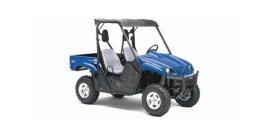 2008 Yamaha Rhino 450 700 FI Auto 4x4 SE Steel Blue specifications