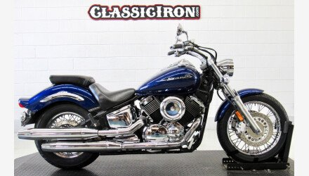 2008 Yamaha V Star 1100 for sale 200686427