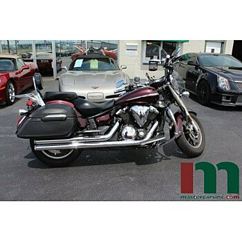 2008 Yamaha V Star 1300 for sale 200610905