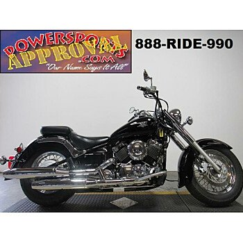 2008 Yamaha V Star 650 for sale 200621885