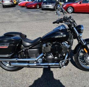 2008 Yamaha V Star 650 for sale 200725584