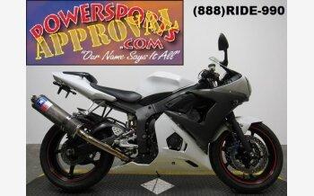 2008 Yamaha YZF-R6 for sale 200431326