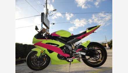 2008 Yamaha YZF-R6 for sale 200400847
