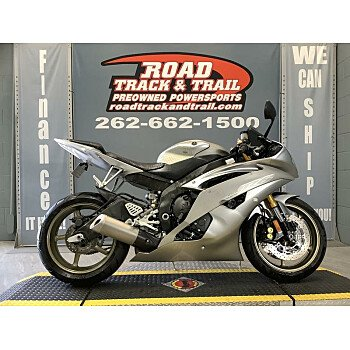 2008 Yamaha YZF-R6 for sale 200808629