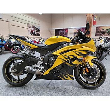 2008 Yamaha YZF-R6 for sale 201025678
