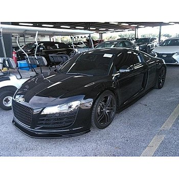 2009 Audi R8 4.2 Coupe for sale 101244614