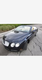 2009 Bentley Continental GTC Convertible for sale 101043753