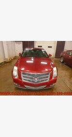 2009 Cadillac CTS for sale 101326289