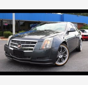 2009 Cadillac CTS for sale 101336542