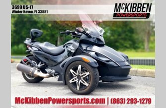 2009 Can-Am Spyder GS for sale 200940136
