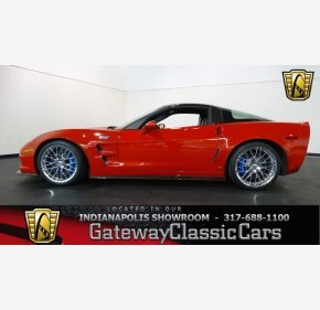 2009 Chevrolet Corvette ZR1 Coupe for sale 100965081