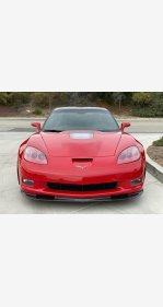 2009 Chevrolet Corvette ZR1 Coupe for sale 101223684