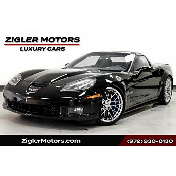 2009 Chevrolet Corvette ZR1 Coupe for sale 101326586