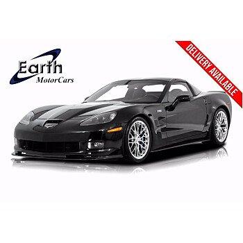 2009 Chevrolet Corvette for sale 101619607