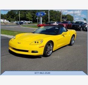 2009 Chevrolet Corvette Convertible for sale 101216296