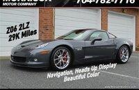 2009 Chevrolet Corvette Z06 Coupe for sale 101291467