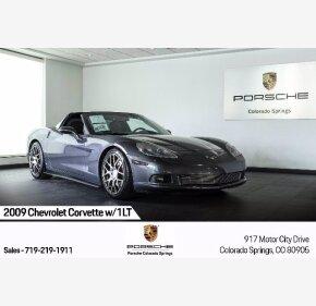 2009 Chevrolet Corvette for sale 101400682