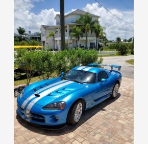 2009 Dodge Viper SRT-10 Coupe for sale 101418302
