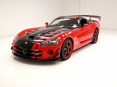 2009 Dodge Viper ACR for sale 101381859