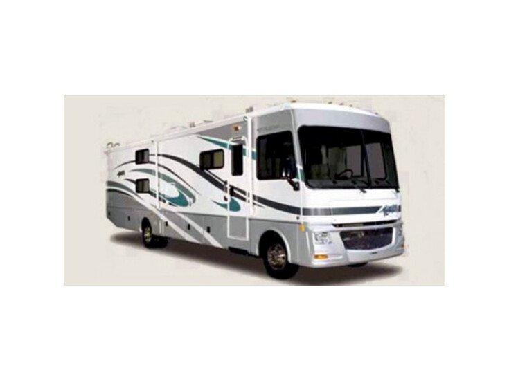 2009 Fleetwood Terra 33L specifications