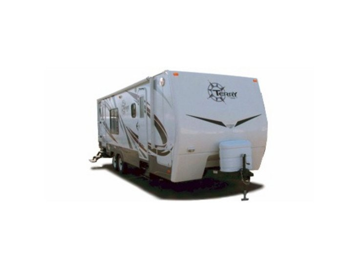 2009 Fleetwood Terry 270RLS specifications