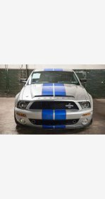 2009 Ford Mustang Shelby GT500 Coupe for sale 100839455