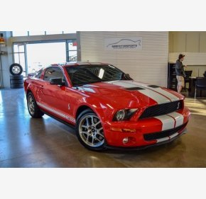 2009 Ford Mustang Shelby GT500 Coupe for sale 101113478