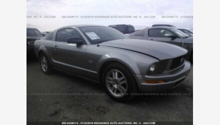 2009 Ford Mustang Coupe for sale 101122911