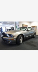2009 Ford Mustang Shelby GT500 Coupe for sale 101207052