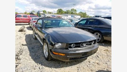 2009 Ford Mustang Convertible for sale 101211059