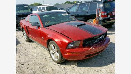 2009 Ford Mustang Coupe for sale 101220246