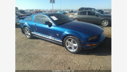 2009 Ford Mustang Coupe for sale 101229028