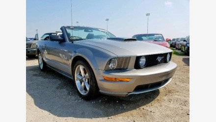 2009 Ford Mustang GT Convertible for sale 101247189