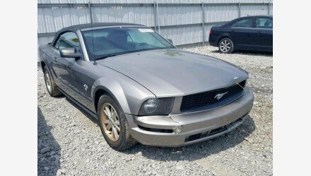 2009 Ford Mustang Convertible for sale 101266456