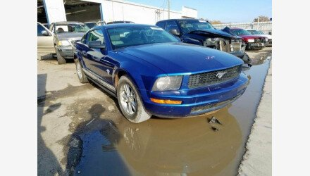 2009 Ford Mustang Coupe for sale 101270629