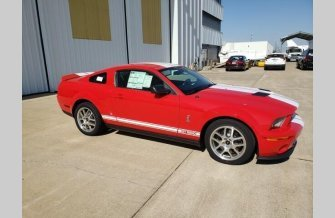 2009 Ford Mustang Shelby GT500 Coupe for sale 101411975