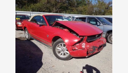 2009 Ford Mustang Convertible for sale 101437807