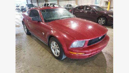 2009 Ford Mustang Coupe for sale 101442694