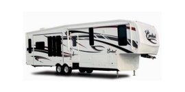 2009 Forest River Cardinal 3602 BH specifications
