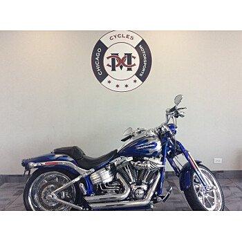 2009 Harley-Davidson CVO for sale 200725962