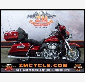 2009 Harley-Davidson CVO for sale 200484703