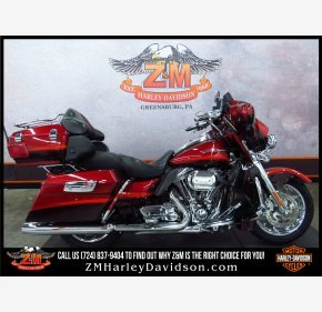 2009 Harley-Davidson CVO for sale 200729599