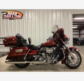 2009 Harley-Davidson CVO for sale 200876961