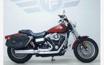 2009 Harley-Davidson Dyna Fat Bob for sale 200576601