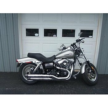 2009 Harley-Davidson Dyna Fat Bob for sale 200624115