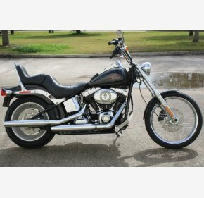 2009 Harley-Davidson Softail for sale 200725205