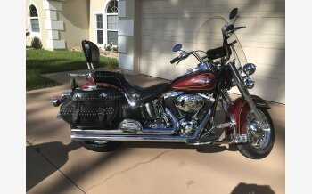 2009 Harley-Davidson Softail Heritage for sale 200781420