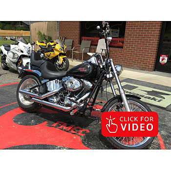 2009 Harley-Davidson Softail for sale 200911141